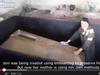 【動画】死体と棲む家族 18年前に死んだ息子をウォッカで保存=グルジア