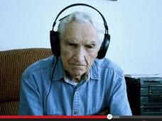 """【動画】96歳のおじいちゃんが歌デビュー """"亡き妻に贈る歌""""が泣けるんだ"""