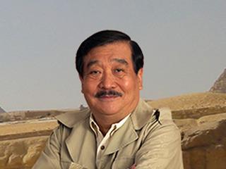 【「知的な会話で人間は進歩する」吉村作治のエジプト世界遺産検定試験の教え
