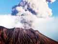"""噴火が続く小笠原諸島""""新島""""、大地震の前兆か!? Xデーは8カ月後…?"""