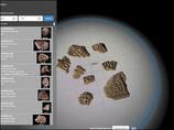 日本のゲーマーよ、このパズルが解けるか!?  スコットランド国立博物館が助けを求めている「ゲームで1200年前の石版を修復して」