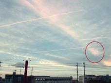 【スクープ】雲ノムコウ…恐怖の大王が…