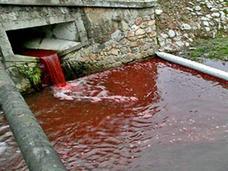 一夜にして真っ赤な血の川に! 村人を震え上がらせる怪現象=スロバキア