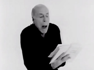 「パ、 パ、 パ パパ…パッション、イッパイでンーでキミが好き!」 吃音詩人ゲラシム・ルカの朗読動画がクセになる!