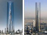 芸術か、狂気の沙汰か?世界一高いビルを丸ごとラッピング!?