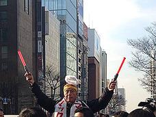 【スクープ】銀座4丁目に舞い降りた天使!