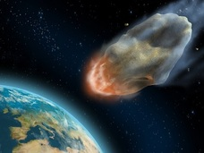 地球が小惑星とニアミスしていた!! 月よりも近い位置を時速53,000kmで駆け抜けた「2014 DX100」!