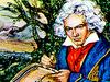 """本物のベートーベンは、""""髪の毛の価値""""も高かった!!"""