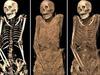 【1300年前】女性ミイラの太ももにタトゥー!! 男の名前が刻まれていた!