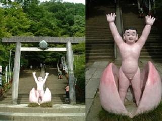 世界の中心で「発祥」を叫ぶ!? 愛知『桃太郎神社』の本気な主張