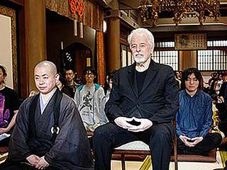 カルト映画の巨匠・ホドロフスキー監督来日「伝説の日本人禅僧・高田との出会いが私を変えた」 100人座禅大会レポート