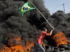 【W杯】最下位レベルの教育!? 開催反対デモ頻発のブラジルが抱える、深刻な社会問題