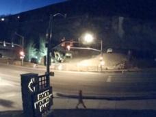監視カメラに映った「突然消える人間」!! 霊か、ホログラムか、タイムトラベラーか!?