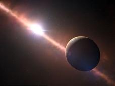 1日が8時間! 超高速で自転する太陽系外の惑星の姿が明らかに!