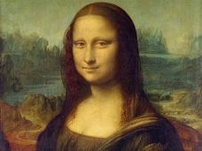 モナ・リザは世界初の3D画像だった!? 2つ並べて眺めてみると…!!!