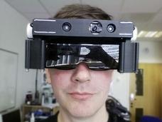 """視覚障がい者の暮らしに革命を! """"見える""""ようになる「スマートメガネ」が登場!!=英"""