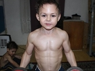 世界一強い9歳と7歳の兄弟ボディービルダー! 大人顔負け、ギネス記録さえ持つ驚異の肉体!!
