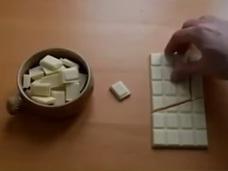 【数学トリック】あなたには解けるか? 永遠に食べられる板チョコの謎