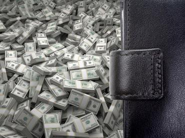 今、勢いのある芸能人はみんな黒い長財布を使っている怪! なぜ長財布は金がたまるのか?