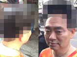 完全な立方体!! 超絶インパクトの髪型を手に入れた台湾人男性「女子の気を引こうと……」