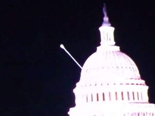 宇宙人がワシントン上空でテレポート!? 「最高に奇妙なUFO動画」に驚愕!!