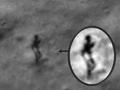 """月面に現れた""""進撃の巨人""""? グーグルアースが捉えた謎の人影!!"""
