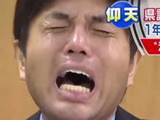 フランス人に「生き生きしてる」と言わしめた野々村議員の号泣会見、「nonomura japon」で一躍有名に