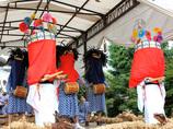 「40年間雨が降っていない」 男たちがぐるぐる巻きにされる大田区の奇祭「水止祭」