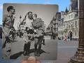 ナチス占領下だったパリの解放から70年 今と昔のパリを写真で比較するプロジェクトが面白い