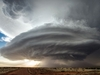 ロズウェル上空を覆った巨大宇宙船形の雲が凄いと話題!! エイリアンの侵略としか思えない!?