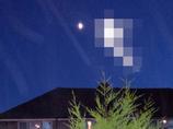 【衝撃写真】天使降臨? 巨大クリオネ? 夜空を漂う神秘的な光にロンドンが騒然!!