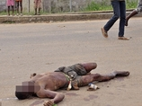 エボラ出血熱の惨状…! 人として扱われぬ感染者たち=リベリア