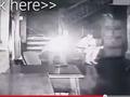 【動画】殺人現場で恨めしくカメラを見る幽霊!? 無数のオーブも暴れ飛ぶ心霊映像!