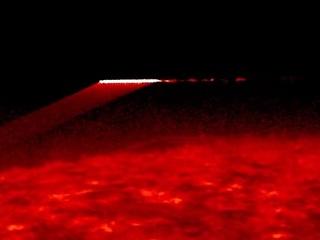 【衝撃動画】太陽からエネルギーを補給するUFO!? 「スター・デストロイヤー」を軽く凌駕する巨体!!