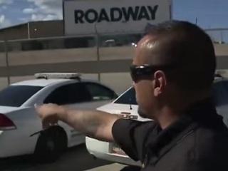 【警官「本気でお化けだと思っています」 監視カメラが捉えた警察署の幽霊!! 未解決殺人事件の被害者か!?