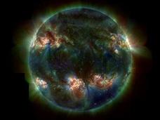 """【動画】NASAの研究者は宇宙を""""聴いている""""!? これが太陽の奏でる音だ!"""