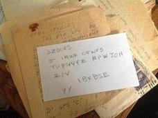 「君を愛さなかった日はなかった」62年分の想いが込められた暗号のラブレター!