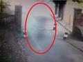 【動画】カメラが捉えた! 城の入り口をさまよう謎の人影=イギリス
