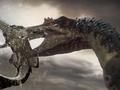 「地球史上最も危険」白亜紀の巨大肉食恐竜、スピノサウルスは水陸両生の最強怪獣だった!
