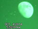 【衝撃動画】UFOの大群がテキサスの夜空に襲来!? 無数の光がぐるぐる回る!!