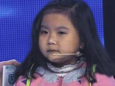 19歳なのに7歳の容姿!! 究極の童顔少女、苦難続きの人生に光見えた=中国
