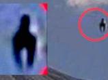 """ペガサスか? UFOか? """"空を飛ぶ馬""""が火山付近で目撃される=メキシコ"""