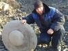 シベリアで古代のUFOが発掘される!  マンモスの時代よりも古い可能性
