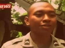 極貧からの脱出劇 ― 牛小屋に5人で暮らす警察官の場合=インドネシア