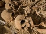 整然と並ぶ200体以上の骸骨が出土  500年以上前の大量死の歴史が明らかに?=パリ