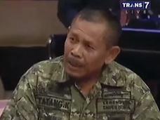 国民的英雄のA級スナイパー、生放送TV番組収録直後に死亡=インドネシア