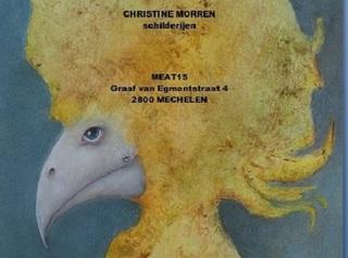 【作品掲載】「死を扱うアート=アブノーマル」ではない/クリスティーン・モレンが語る、ダークアートの魅力