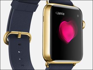 """「Apple Watch Edition」をつけると時空が歪む!? オカルト界で囁かれる""""200万超え""""の理由とは?"""