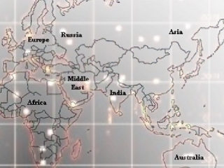 旧ソ連の諜報機関KGBが作成した「宇宙人の基地を示す世界地図」 ― 宇宙人が潜む地下基地の秘密