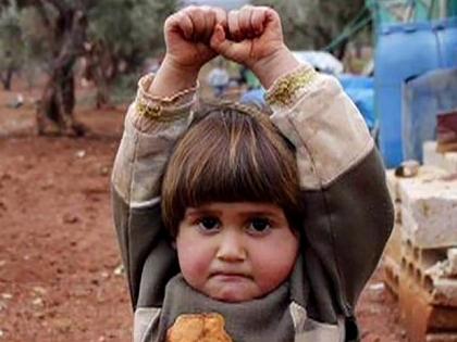 """ジャーナリスト「胸が張り裂けそうになった」シリア難民キャンプで4歳の少女がとった""""絶望の行動""""とは?"""